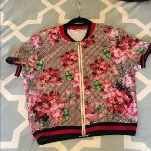 Jackets & Blazers - Beautiful bloom print jacket